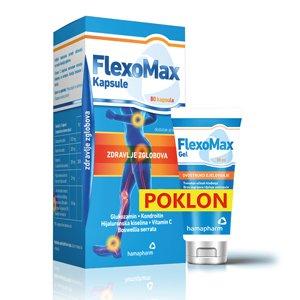 FlexoMax kapsule + gel
