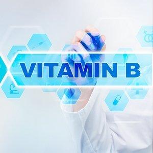 Vitamini B i koncentracija osoba s psihozom